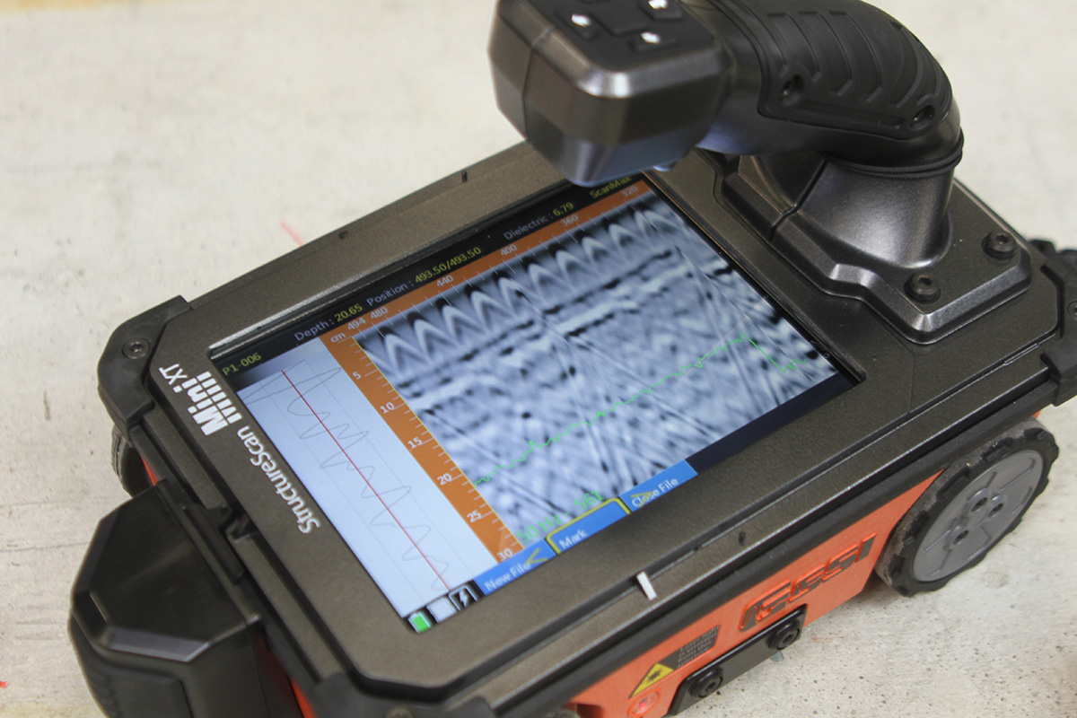 StructureScan Mini XT - GSSI
