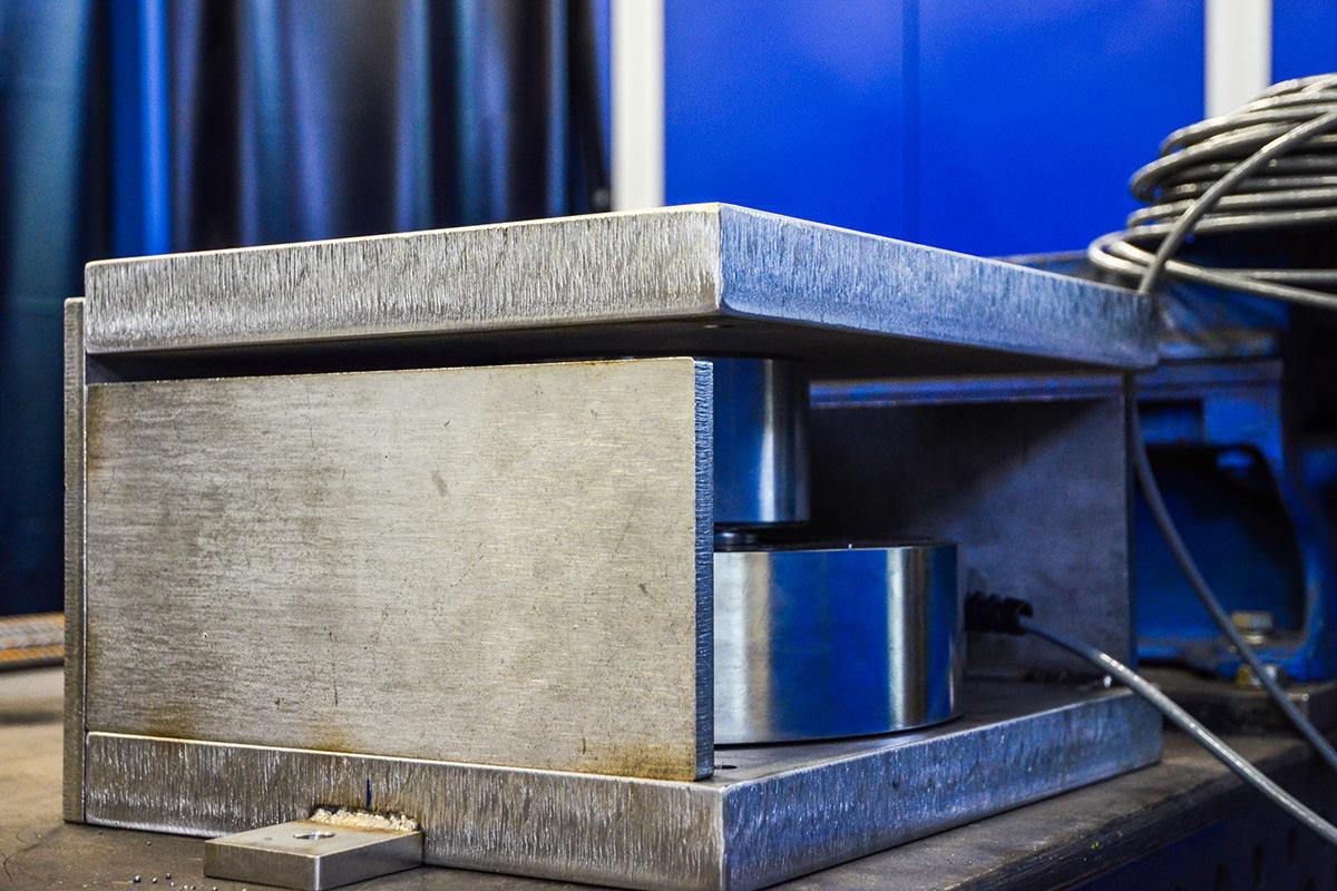 Entwicklung von Kraftmessdosen zum Bauwerksmonitoring