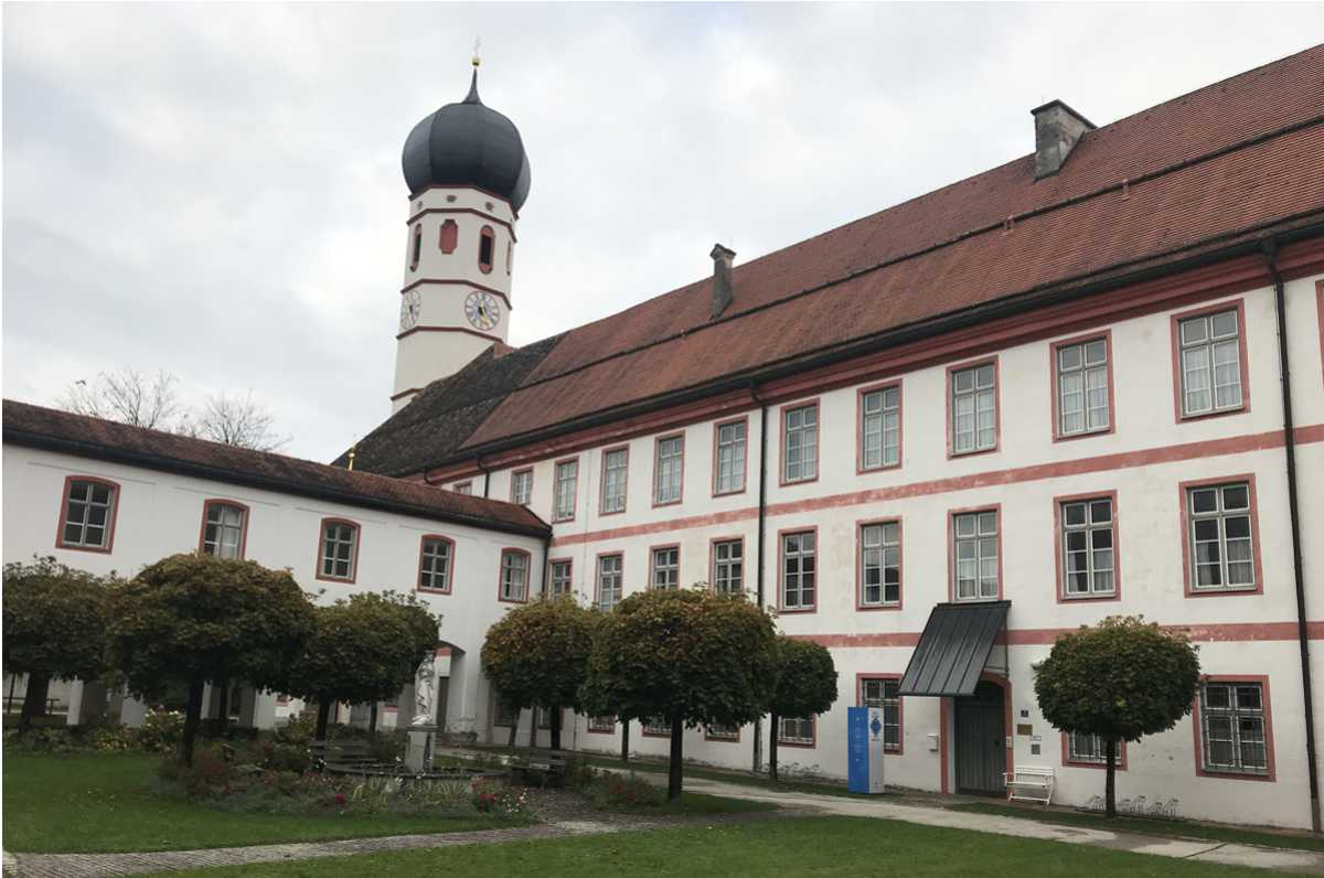 Belastungsversuch im denkmalgeschützten Kloster zum Erhalt wertvoller Bausubstanz