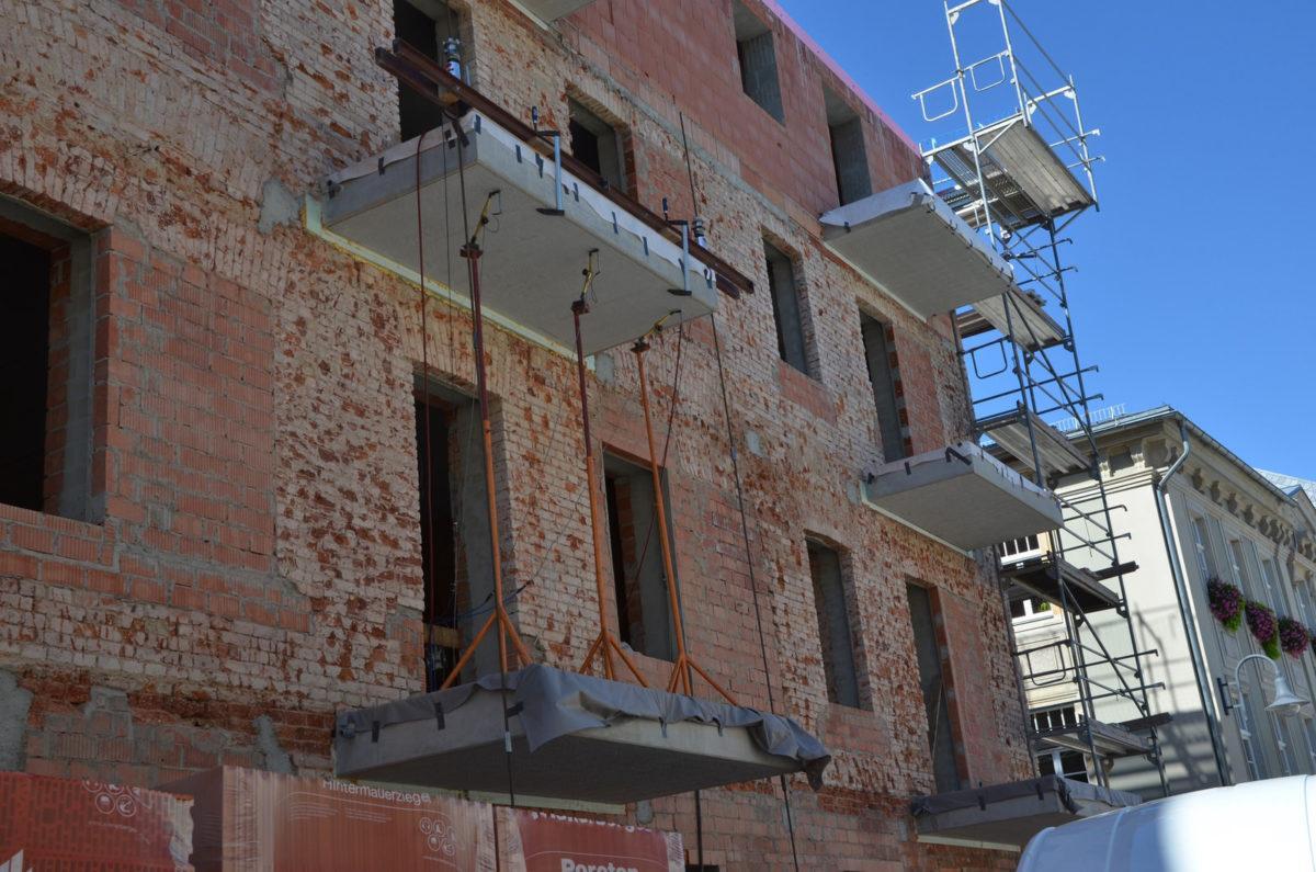 Experimentelle Tragsicherheitsbewertung Balkone